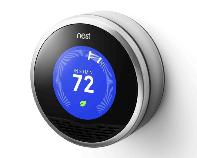 Nest, The Smart Thermostat Thats Learns Your Habits