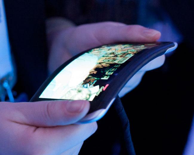 Nokia Flexible Smartphone
