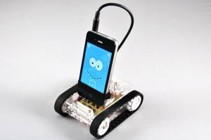 Romo Smartphone Robot is Cute and Cool (Video)