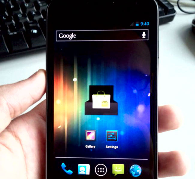 Samsung Galaxy Nexus (Google Nexus Prime)