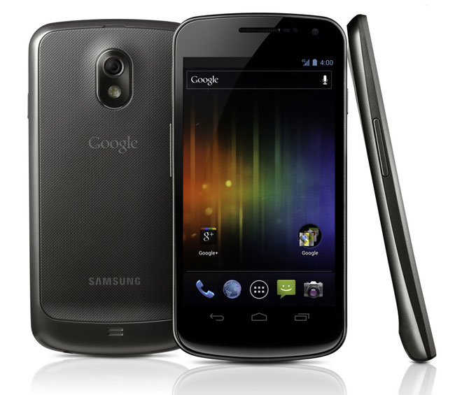 Samsung Galaxy Nexus To Hit The UK 17th November