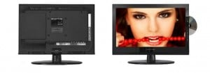 Sceptre Debuts 19-inch HDTV with DVD Player Inside