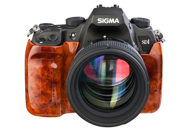 Sigma SD1 Special Wooden Edition Announced