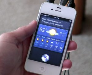 Another Look AT Siri On The iPhone 4S (Video)