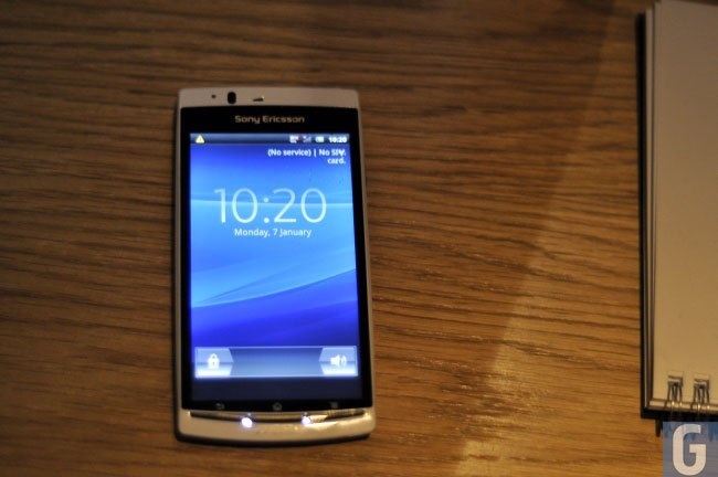 Sony Ericsson Xperia Arc S Lands On Three UK