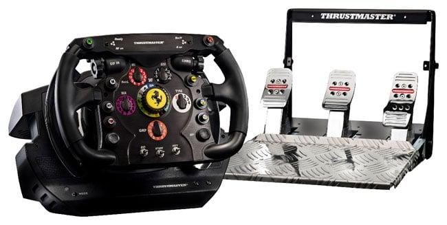 Thrustmaster T500 wheel