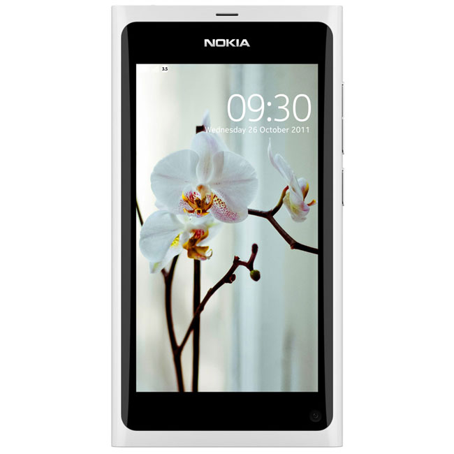 Nokia Launching A White Nokia N9
