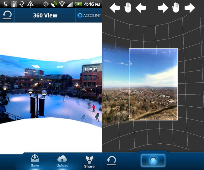360 Panorama App For Android