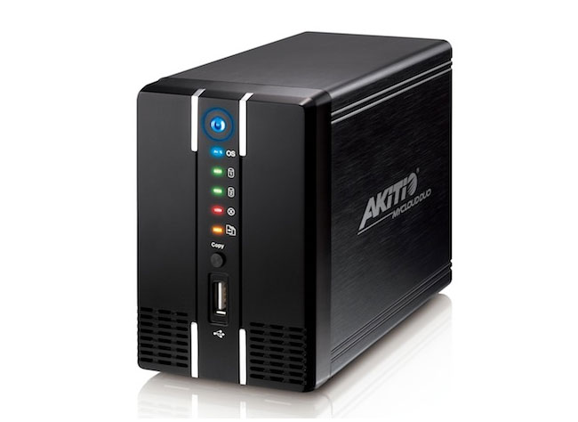 Akitio MyCloud Duo