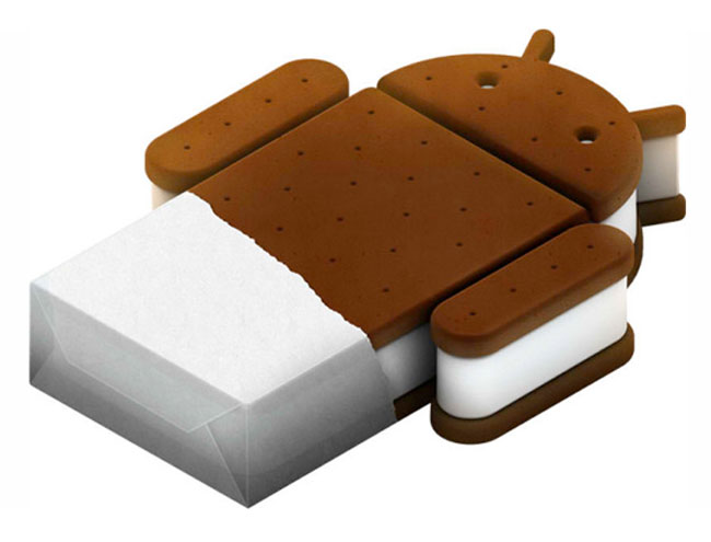 Andoid 4.0 Ice Cream Sandwich