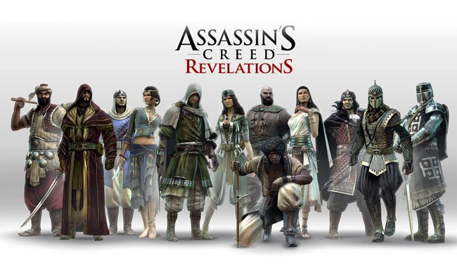 Секреты Assassin's Creed Revelations