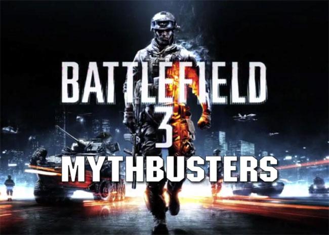 BF3 Mythbusters