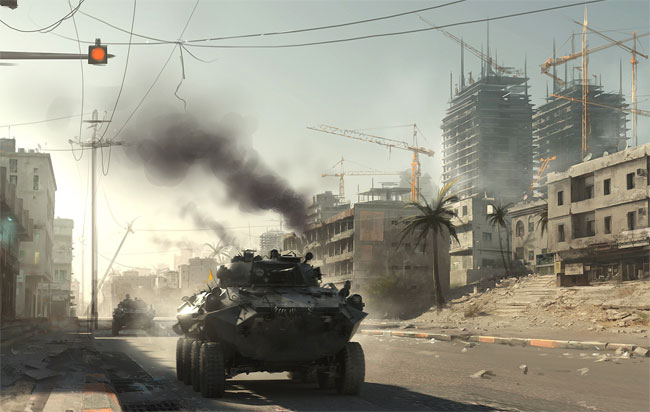Battlefield 3 Gulf of Oman
