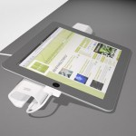 Cable Gone iPad Stand