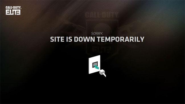 Call Of Duty Elite MIA