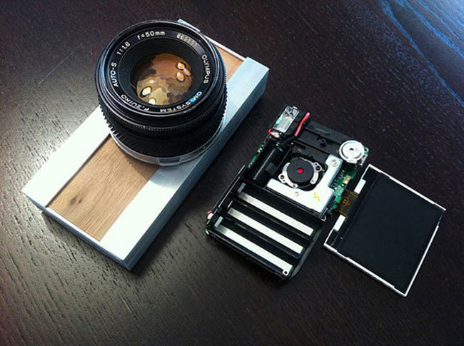DIY Digital Lomography Camera