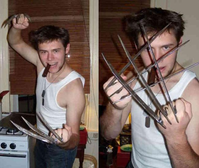 DIY Wolverine Claws 02