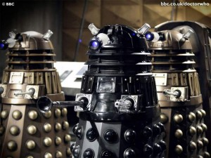 TV Controlled Daleks, Under Development By BBC (video)
