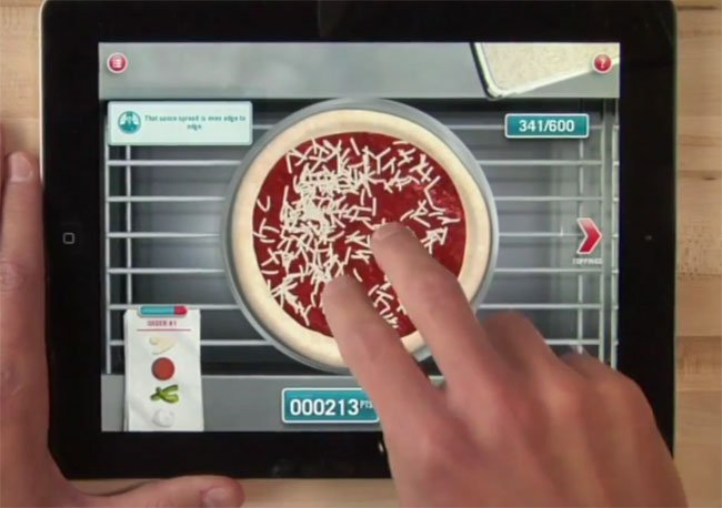 Domino's Pizza Hero App