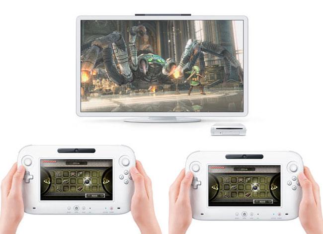 Dual Wii U