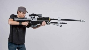 Very Impressive: Halo Sniper Rifle In Lego