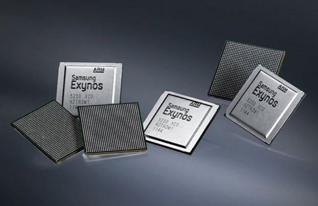 Samsung Announces Dual Core Exynos 5250 2GHz Processor