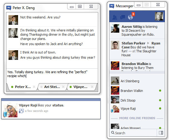 Facebook for windows 7