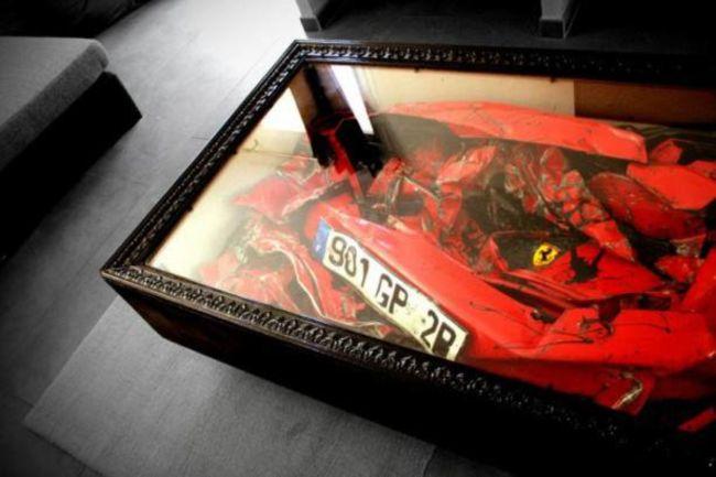 Ferrari Coffee Table