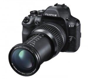 Fujifilm X-S1 Bridge Camera