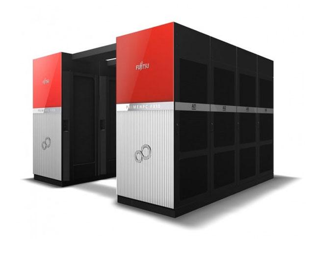 Fujitsu FX10 SuperComputer
