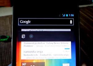 Official Samsung Galaxy Nexus Volume Bug Fix Coming Next Week