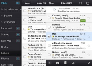 Gmail For iPhone, iPad And iPod Returns To Apple Store