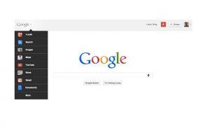 Google Rolls Out New Google Bar Design (video)