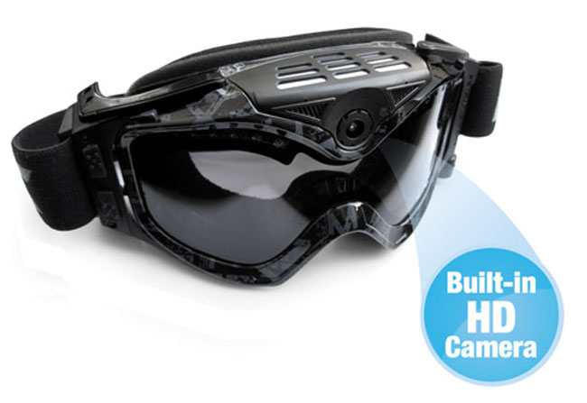 HD Ski Goggles