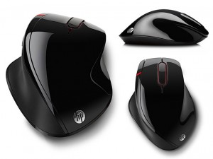 HP WiFi Touch Mouse X700 Connects Using Your Network Rather Than A Dongle