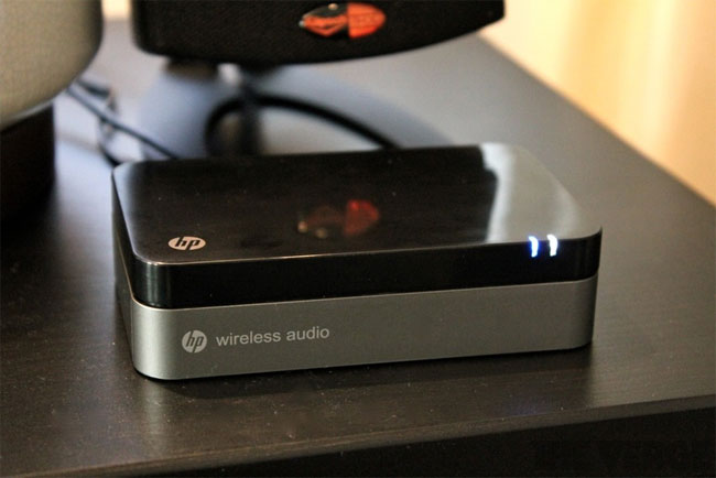 HP Wireless Audio