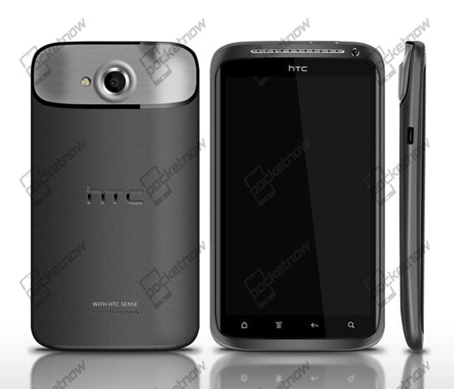 HTC Edge Quad Core Tegra 3