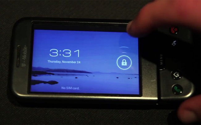 HTC G1 Gets Android Ice Cream Sandwich Port