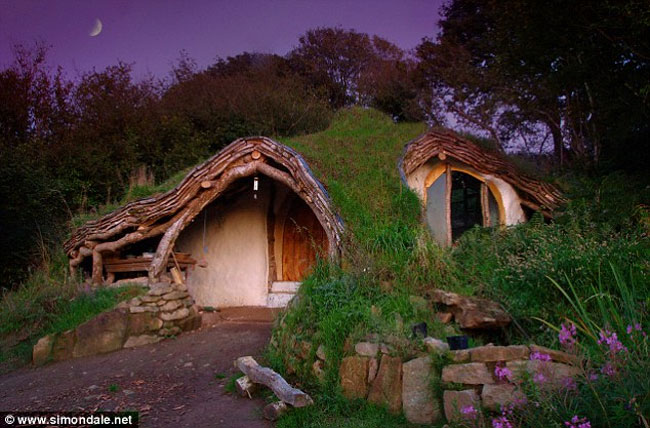 Hobbit House Family Home
