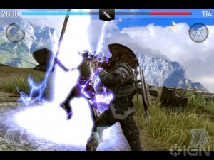 Infinity Blade II Gets Previewed