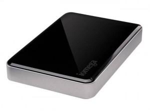 Iomega eGo Mac Edition Portable Storage Launched