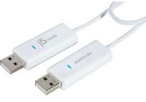 J5Create Wormhole Cable Connects PC, Mac, iOS And Android Devices Via USB