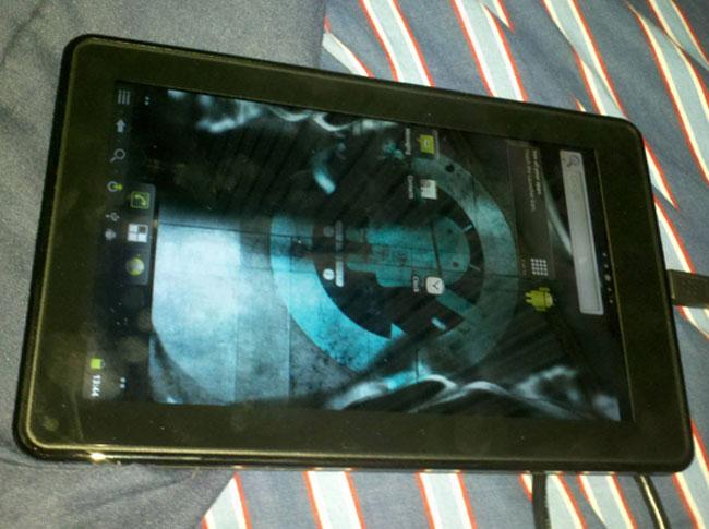 Kindle Fire CyanogenMod 7