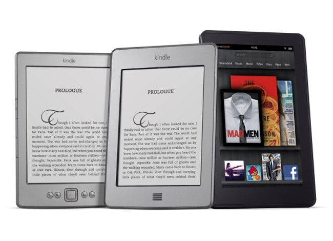 Kindle Range