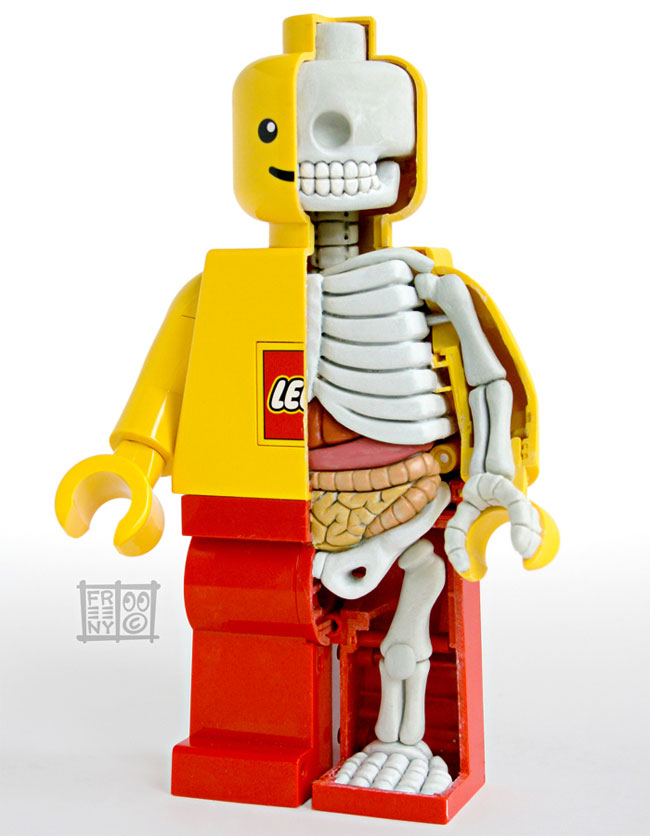 Mini Figure Anatomy Sculpt