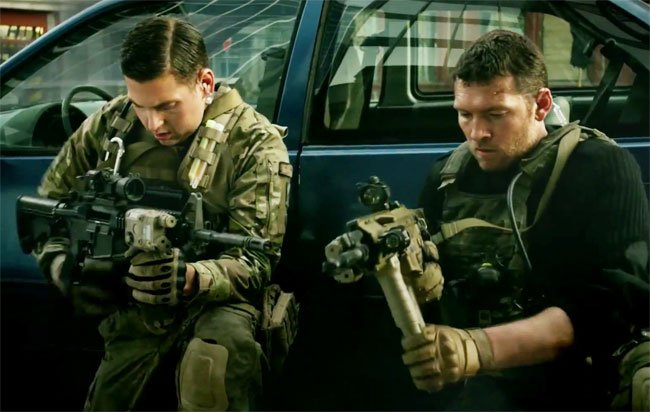 MW3The Vet & The n00b Official Trailer, Starring Sam Worthington, Jonah Hill And Dwight Howard (video)