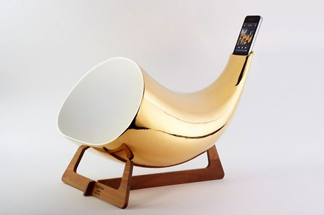 MegaPhone iPhone Ceramic Passive Amplifier