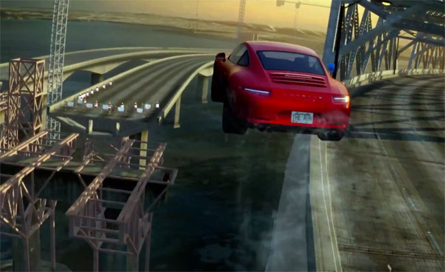 Michael Bay : Need For Speed Trailer