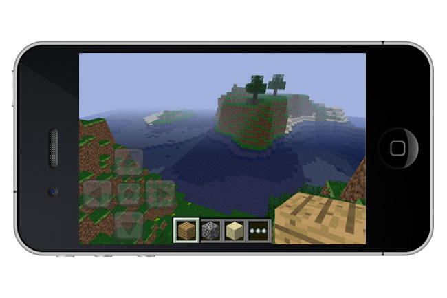 Minecraft Pocket Edition iOS