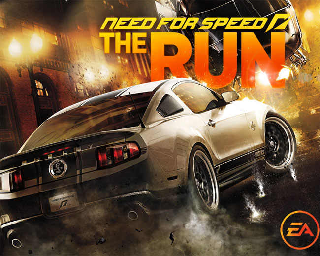 Need For Speed-The Run